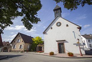 Eglise de Neuhaeusel